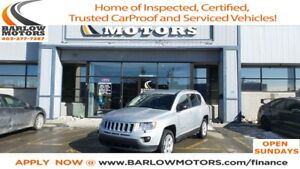 2013 Jeep Compass Sport/North (MASSIVE BLOWOUT)