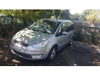 2008/58 Ford Galaxy Zetec 2.0 TDCI 6G Full Service History Full Leather 7 Seater