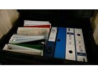 Free file folders and box files
