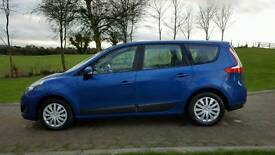 Renault Grand Scenic 7 seater with only 37,510 Miles