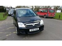 2010 Vauxhall Meriva 1.4 i 16v Club 5dr HPI Clear 1 Former Keeper Timing Chain changed @07541423568@