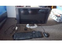 Dell all in one 19inch