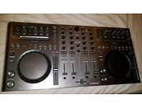 Mixer Pioneer Ddj t1 4 channels