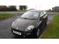 FIAT PUNTO EVO GP(10)plate,5dr,Alloys,Air Con,F.S.H,Very Clean,Pay As you Drive Finance Available