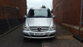 Mercedes-Benz Viano Ambiente 2.2 CDI 2014 Wheelchair Accessible Vehicle **ALSO AVAILABLE FOR HIRE**