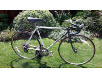 Raleigh Equipe Classic Vintage 12-Speed Sports Bike / Racer