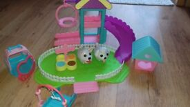 Chubby Puppies play set