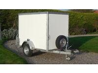 Box Van Trailer - Single axle braked - South Walsham
