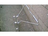 Aluminium Ladder stand of