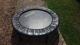 Reebok rebounder trampoline