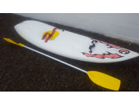 Surf Waveski/Kayak