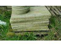 3x2 concrete paving slabs