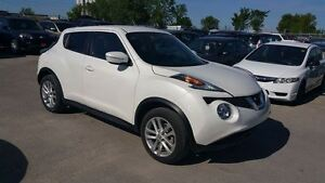 2015 Nissan Juke AWD 4DR CLEAN TITLE