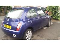 Nissan micra for sale quick buy