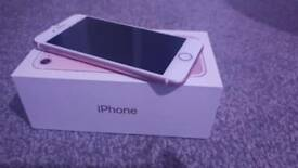 iPhone 7, Rose Gold, 32GB