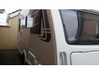 Lunar venus 380/2 2 berth/lightweight caravan