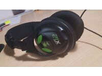 Earforce X12 Turtle Beach Gaming Headphone (Perfect Condition)