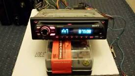 Sony cd player usb aux in