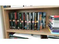 24 complete 1-8 series box sets