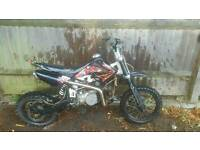 140cc stomp pitbike