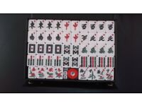 MAH JONG - CHINESE GAME OF FOUR WINDS