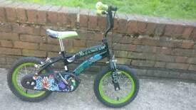 Kids bike - suit 3-5 yr old