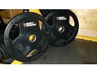Body Power 25kg Plates