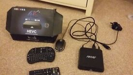 A tv android box
