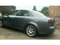 Audi a4 tdi s line