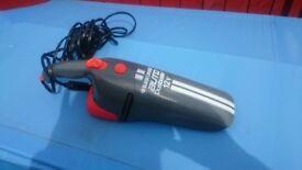 Black and Decker 12v Car Vacuum Cleaner