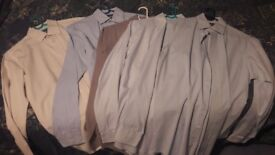 Selection of Men's Formal Shirts