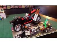 Lego 79101 - TMNT Shredder's Dragon Bike