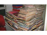 A large collection of LP records all 1960,70,80,90. all in good condition