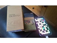 SAMSUNG S4 with cracked screen still works