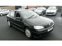 2004 VAUXHALL ASTRA RELIABLE CAR PX WELCOME