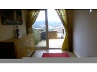 Self Contained Unique Furnished Flatlet with small balcony/garden area- inclusive of bills