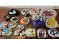 Large selection of party bag toys
