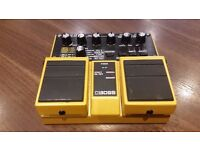 BOSS OD-20 Drive Zone Effects Pedal.
