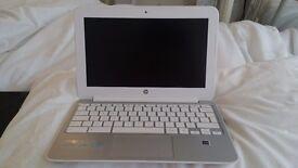 HP Chrome book 11inch 11-1126UK 2GB 16GB
