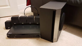 LG DVD RECEIVER HT302SD 5.1 Home Theatre
