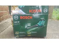 Bosch blower and vacuum in the box