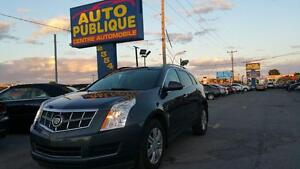 Cadillac SRX4 2010 TRACTION INTEGRALE
