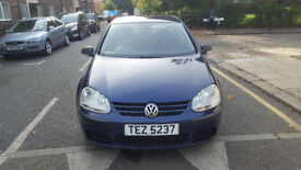 2008 Volkswagen Golf 1.4 Blue 5dr hatchback Manual Petrol MOT Feb2019 full service history 2keys
