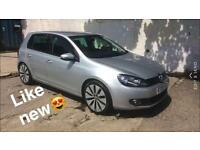 2009 Golf GT TDI 140 re-map tints visors swap px cars very clean