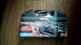 Carbide Keyhole Saw Set 9 piece set