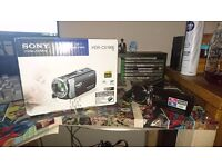 Sony HDR-CX190E HD Handheld Camcorder