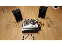 Vintage Sony C252 tapecorder. Good condition