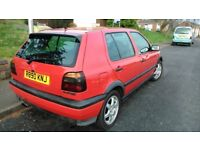 VW GOLF GTI Mark 3 1998. Low mileage, mot til May 2018. Very good overall condition