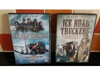 Ice Road Truckers Series one and two