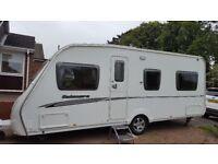 Swift Oakmere 555 4 birth caravan